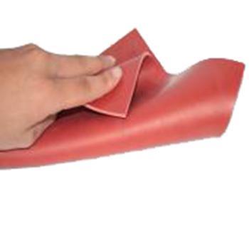 金能绝缘橡胶板,平面型 JN-JD 厚度12mm 宽1m,红色,35KV,5米/卷,120kg 单位:卷