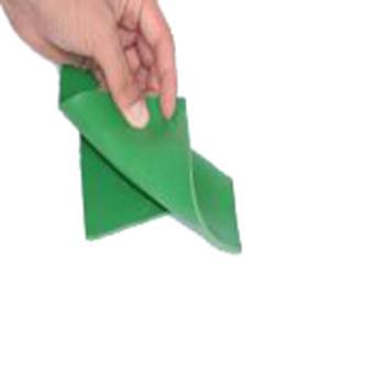 金能绝缘橡胶板,平面型 JN-JD 厚度10mm 宽1m,绿色,35KV,5米/卷,100kg 单位:卷