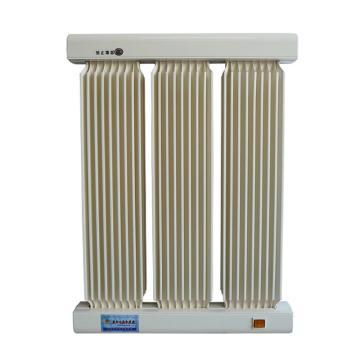 捷阳 电取暖器,HXD-600,额定功率:600W,403*550*43;标准型,3柱,配20A温控(原16A)