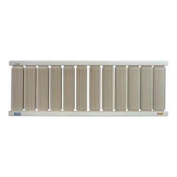 捷阳 电取暖器,HXD-2500,额定功率:2500W,1546*550*43;标准型,12柱,配20A温控(原16A)
