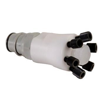 JUSTRITE/杰斯瑞特 带聚丙烯接头的聚乙烯HPLC歧管套件,28178
