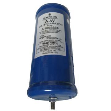 "Emerson 油分离器,A-WZ 569213(原型号A-W 569213),ODF接口1_5/8"",蓝色"