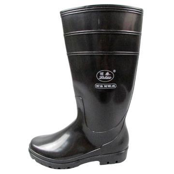 丽泰 防化靴,LT-108H-44,耐酸碱耐腐蚀耐油防化靴 桶高38cm
