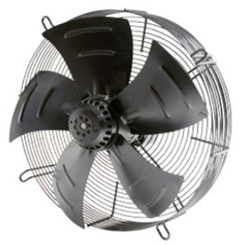 顿力 外转子轴流风机,YWF.A4T-400S-5DIIA00,380/400V,不带接线盒,50/60Hz,1370/1620R/min