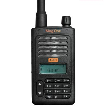 MAG ONE A2D+ 数字商用手持无线对讲机(如需调频请告知)