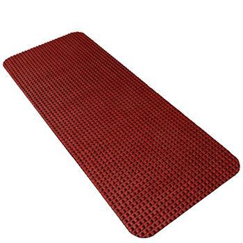 除尘晶钻地垫,50cm*80cm,红色