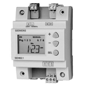 西门子 数字时间控制器,SEH62.1