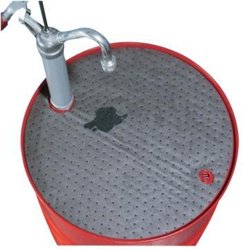 纽匹格NEWPIG 万用桶顶吸垫,210L,56cm直径,MAT208