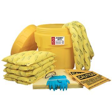 西斯贝尔SYSBEL 泄漏应急处理桶套装,防化类,20加仑,SYK201