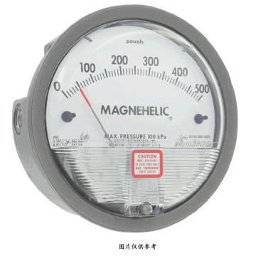 Dwyer 2000系列差压表,2000-500Pa,压力范围0-500Pa