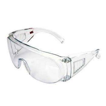 3M 访客眼镜,1611HC,访客用防护眼镜 防刮擦涂层