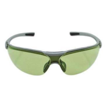 3M 防护眼镜,1790G,时尚型防护眼镜 UV防护 淡绿色眼镜片