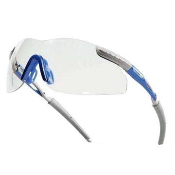 代尔塔DELTAPLUS 防护眼镜,101109,运动型安全眼镜透明防雾