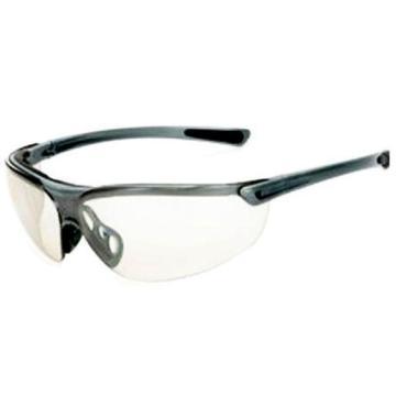 3M 防护眼镜,1791T,时尚型防护眼镜 UV防护 银色眼镜片