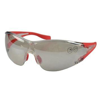 代尔塔DELTAPLUS 防护眼镜,101126,时尚型安全眼镜 浅色镜面