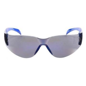代尔塔DELTAPLUS 防护眼镜,101108,深色镜面 安全眼镜