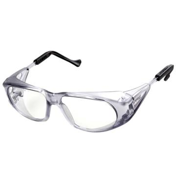 优唯斯UVEX 矫视安全眼镜,9134005升级为6108215,含<500°镜片