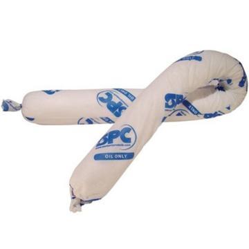 SPC 白色吸油条,7.6cm×366cm,吸附量45升,4条/箱,OIL124