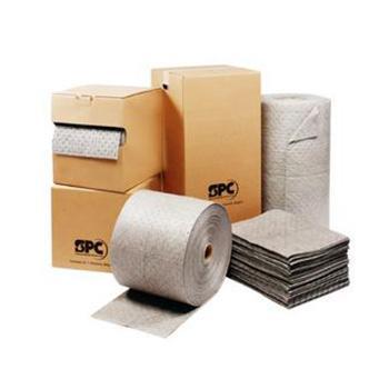 SPC 重量级通用吸液卷,38cm×22m,吸附量45升,1卷/箱,MRO15-DPS