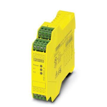 菲尼克斯PHOENIX 安全继电器,PSR-SCP- 24UC/ESA2/4X1/1X2/B,2963802