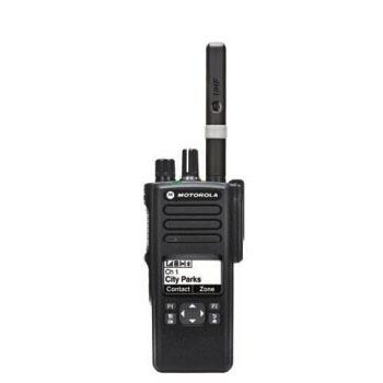 摩托罗拉 XiR P8628i手持对讲机, 半键半显(如需调频,请告知)