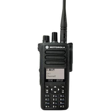 摩托罗拉 XiR E8608i手持对讲机,全键有显 带键盘(如需调频,请告知)