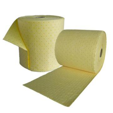 新络 化学危害品吸收棉,160公升/箱,40cm×50m×3mm,PSH92251X,2卷/箱