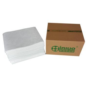 新络 吸油片,吸附量80公升/箱,50cm×40cm×2.5mm,1251,100片/箱