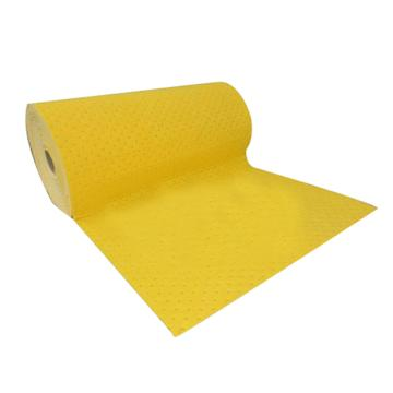 新络 化学危害品专用吸收棉,101公升/箱,60cm×30m×3mm,PSH92351X,1卷/箱