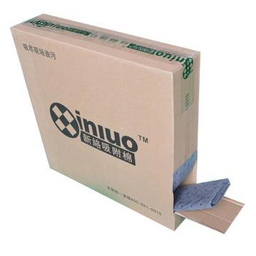 新络 折叠式通用吸液棉119公升/箱规格11cm×18mX15mm,XL9118