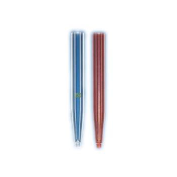 BRAND 零备滴定头,适用于25ml的组装式滴定管及组装式自动回零滴定管,硼硅酸盐玻璃 3.3,透明