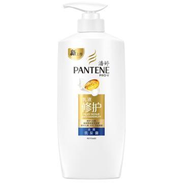 潘婷乳液修复去屑洗发露,750ml 单位:瓶