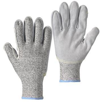 海太尔 0056 超级防割缝皮手套,250mm