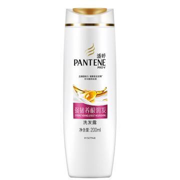 潘婷强韧养发洗发露,200ML 单位:瓶