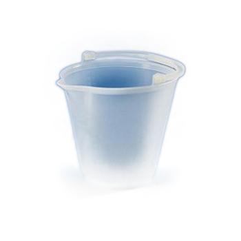 桶,PP材质,无盖,12 l,H300mm
