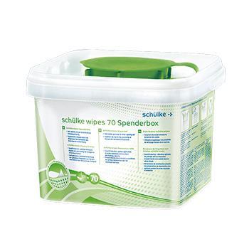 BRAND抽取盒,适用于 70 张 230*280mm Pursept® Wipes *L干擦拭巾,空盒,3盒/箱