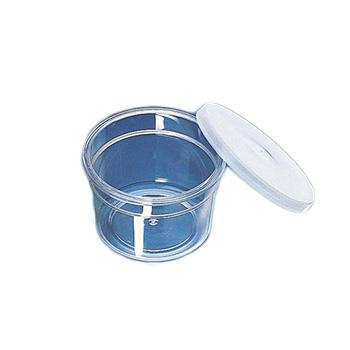 BRAND塑料罐,PS材质/扣盖,PE-LD材质,25ml,圆锥形,1000个/箱
