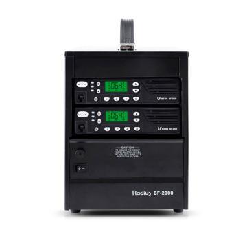 北峰(BFDX)模拟中继台BF-2000 大功率模拟中转台(含配件及调试)