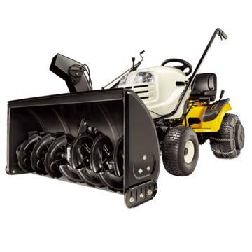 马哈驾驶式扬雪机,手启动+电启动 汽油 MS 22/1100R 功率22匹 清洁宽度1067mm