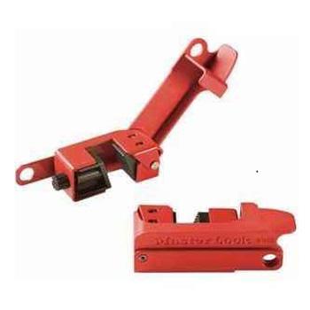 Master Lock Grip Tight电流断路器停工锁,双向栓扣,491BMCN