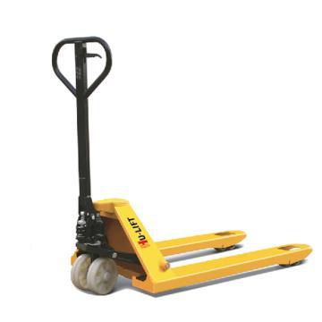 虎力 经济型手动液压搬运车,载重(T):2,货叉宽度(mm):550