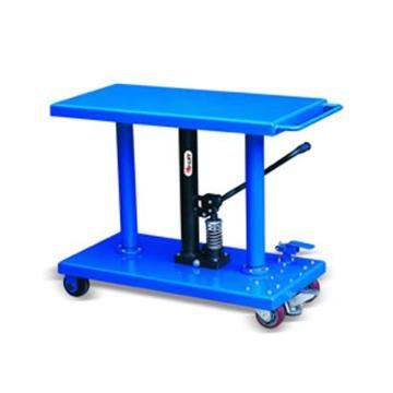虎力 工位平台车载重455kg,台面尺寸460*915mm,台面高度760-1220mm