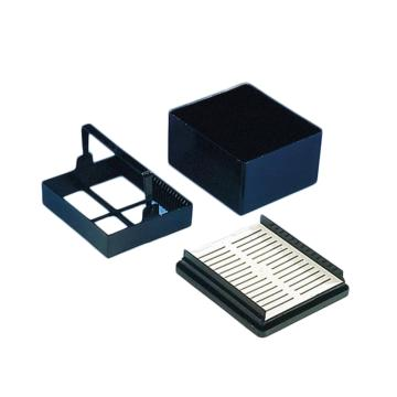 BRAND托盘,POM材质,91*79*38mm,可以放置25张载玻片,5个/包