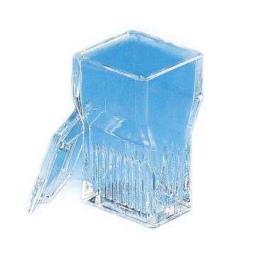 BRAND染色槽,加长Hellendahl式,可以放置16张载玻片,10个/包