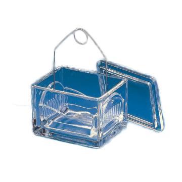 BRAND金属丝手柄,适用于染色槽托盘,10个/包