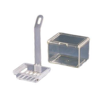 BRAND托盘,PP材质,适用于染色槽,PMP材质,可以放置20张载玻片,2个/包