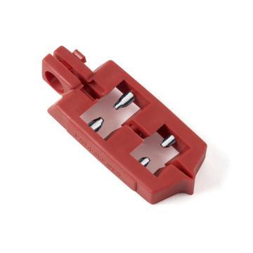 BRADY120V卡扣式断路器锁,65387