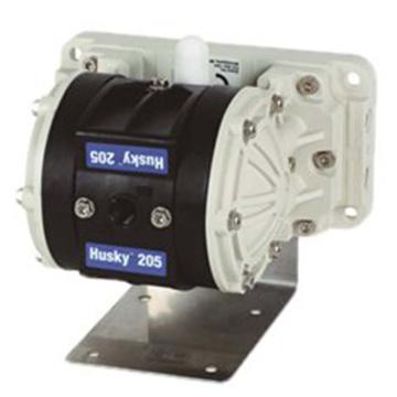 """固瑞克/GRACO D12096 1/4""""塑料壳体气动隔膜泵"""