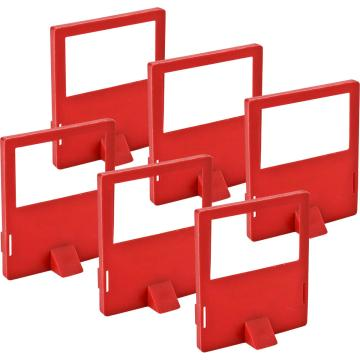 BRADY卡箍式断路器锁所用夹板,65406
