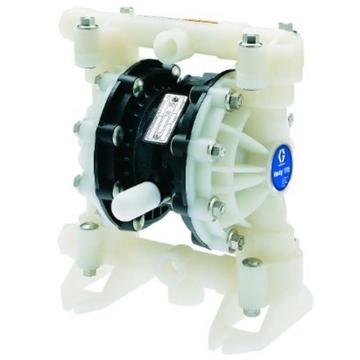 """固瑞克/GRACO D51211 1/2""""塑料壳体气动隔膜泵"""